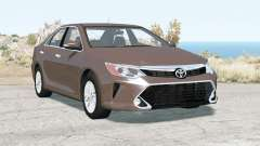 Toyota Camry (XV50) 2015 for BeamNG Drive