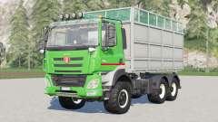 Tatra Phoenix T158 6x6.1 Agrotruck 2015 for Farming Simulator 2017
