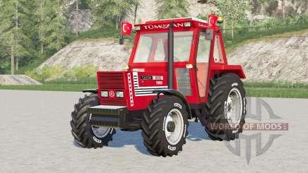 Tumosan 8000 Turbo for Farming Simulator 2017