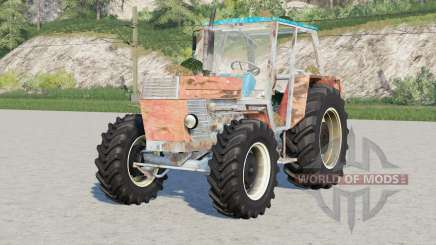 Zetor 8045〡wheels selection for Farming Simulator 2017