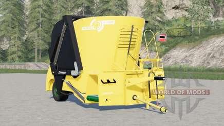 Trioliet Triomix S1 1200〡multicolor for Farming Simulator 2017
