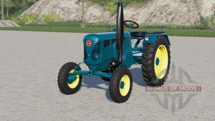 Lanz Bulldog D1616-D2816 for Farming Simulator 2017