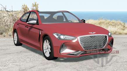 Genesis G70 3.3T 2017 for BeamNG Drive