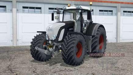 Fendt 933 Vario Black Beauty for Farming Simulator 2015