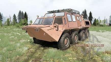 Gaz 59037 for MudRunner