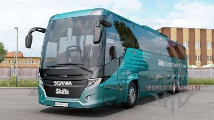 Scania K410 Touring HD v1.1 for Euro Truck Simulator 2