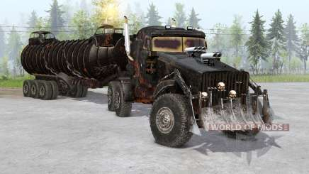The War Rig for Spin Tires