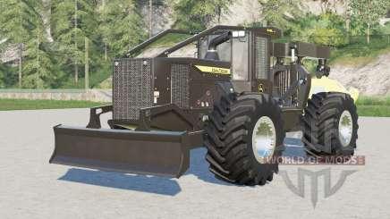 John Deere 948L-II〡choice of wheels for Farming Simulator 2017