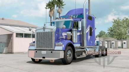 Kenworth W900B v1.2.39 for American Truck Simulator