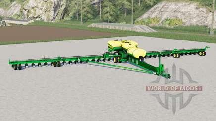 John Deere DB90〡tire options for Farming Simulator 2017