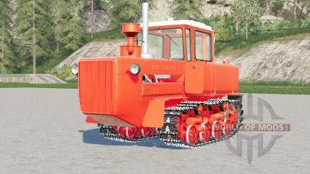 DT 175C Volgar〡 Red Orange for Farming Simulator 2017