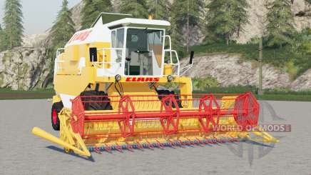 Claas Dominator 106〡two color options for Farming Simulator 2017