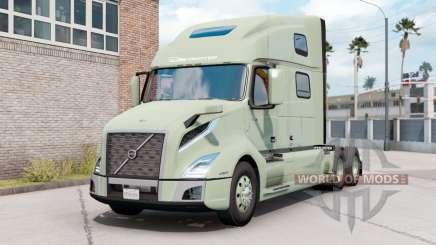 Volvo VNL series v2.26 for American Truck Simulator