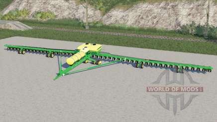 John Deere DB120〡tire options for Farming Simulator 2017