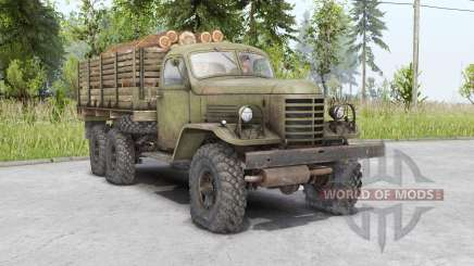 FAW Jiefang CA30A 1964 for Spin Tires