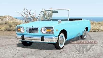 Ibishu Miramar cabriolet v1.2 for BeamNG Drive