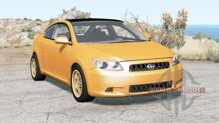 Scion tC (AT10) 2005 for BeamNG Drive