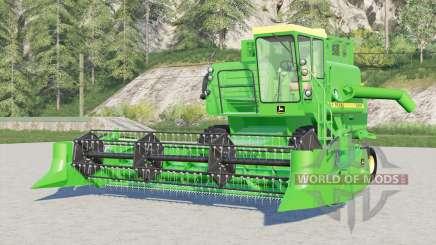 John Deere 6600 for Farming Simulator 2017