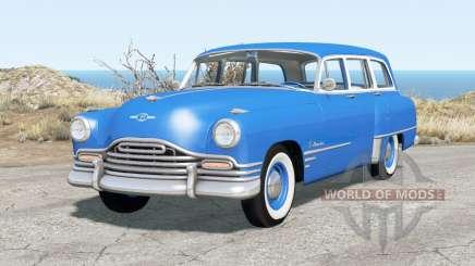 Burnside Special wagon v1.0222 for BeamNG Drive