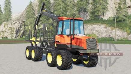 Valmet 840.3 for Farming Simulator 2017