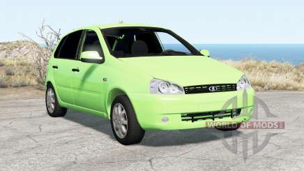 Lada Kalina (1119) 2007 for BeamNG Drive