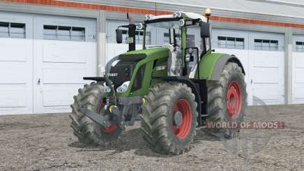 Fendt 828 Vario〡animated steering for Farming Simulator 2015