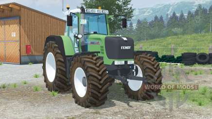 Fendt 926 Vario TMS〡animated fenders for Farming Simulator 2013