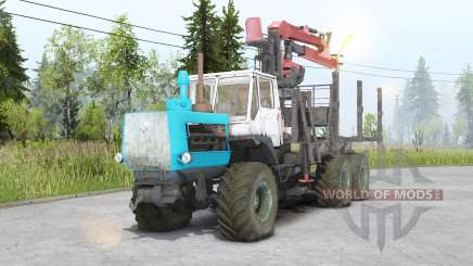 T-150K 6x6〡reediting tyre pressure for Spin Tires
