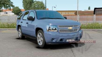 Chevrolet Tahoe (GMT900) 2007 v1.5 for Euro Truck Simulator 2