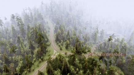 Mountain v2.0 for Spin Tires