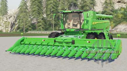 John Deere X9 1000〡1100 for Farming Simulator 2017