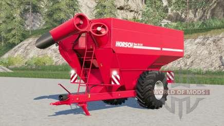 Horsch Titan 34 UW〡with a 34000 capacity for Farming Simulator 2017