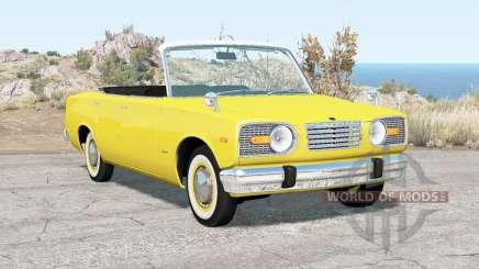 Ibishu Miramar cabriolet v1.1 for BeamNG Drive