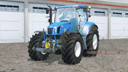 New Holland T6.175〡frontloader console for Farming Simulator 2015