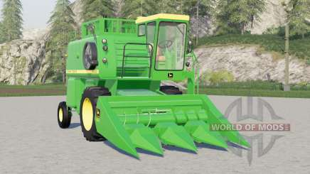 John Deere 4400〡with cutters for Farming Simulator 2017