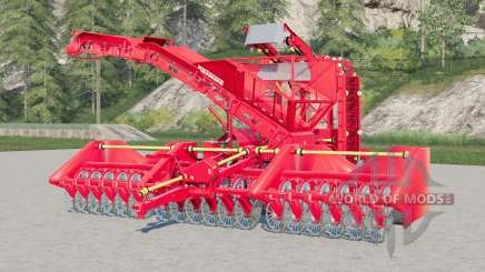 Grimme Rootster 604〡18 row for Farming Simulator 2017