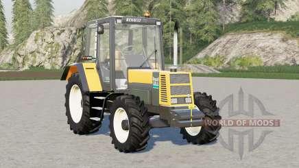 Renault 110.14 TX〡wheels selection for Farming Simulator 2017