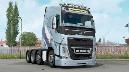 Volvo FH series 2012〡Brasil Edition for Euro Truck Simulator 2