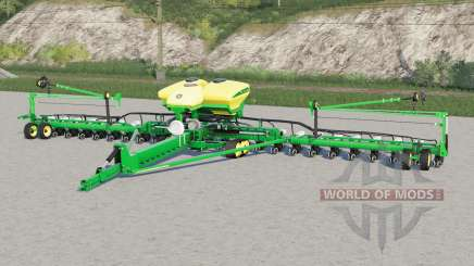 John Deere DB60〡works with liquid fert and herbicide for Farming Simulator 2017