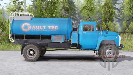 zil 130〡awars of coloring for Spin Tires