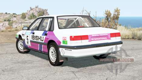 Ibishu Pessima Sweden Rally for BeamNG Drive