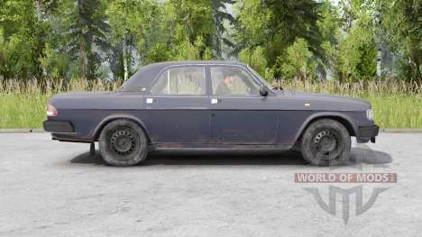 Gaz 3110 Volga 1997 for Spin Tires