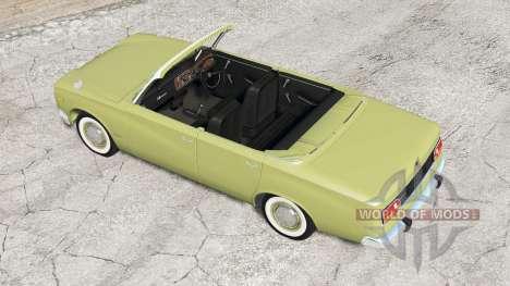Ibishu Miramar cabriolet v1.3 for BeamNG Drive