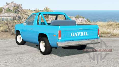 Gavril D-Series 70s v0.8.0b for BeamNG Drive