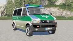 Volkswagen Transporter Kombi (T5) Zoll for Farming Simulator 2017