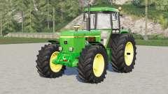 John Deere 4040 series〡SimpleIC for Farming Simulator 2017