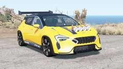 Cherrier FCV Quad Turbo v1.2 for BeamNG Drive