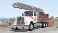 Gavril T-Series Ladder Fire Truck v1.2 for BeamNG Drive