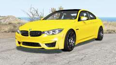 BMW M4 coupe (F82) 2017 for BeamNG Drive