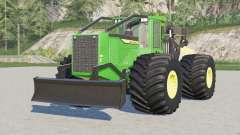 John Deere 948L-II〡numerous wheel configurations for Farming Simulator 2017